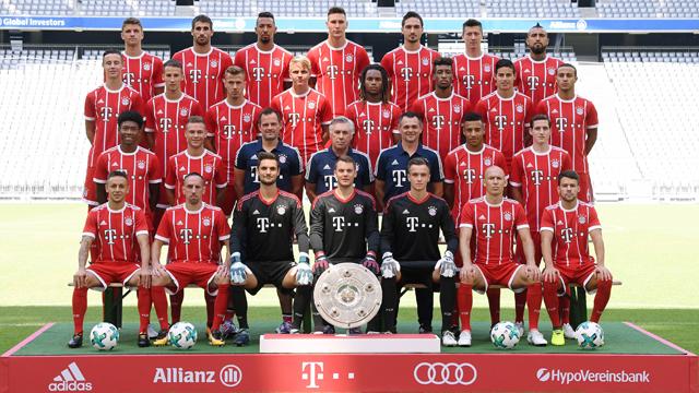FC Bayern München AG I