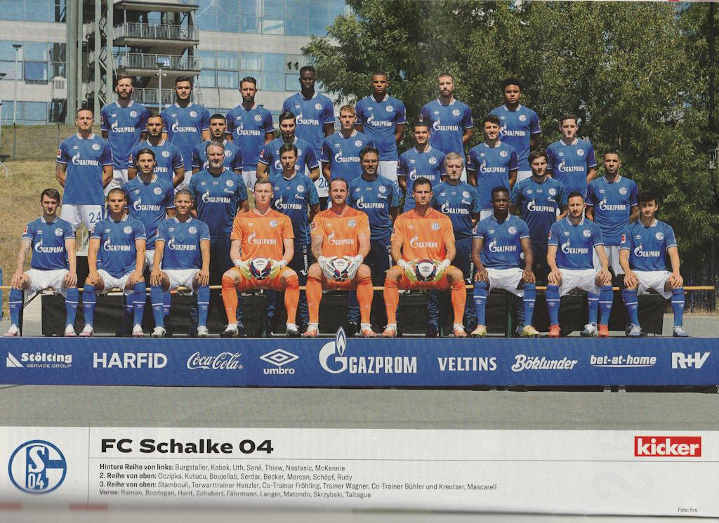 FC Gelsenkirchen-Schalke 04 e.V. I