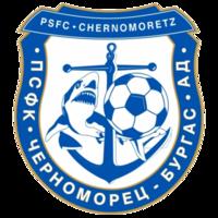 Professional sports football club Chernomorets Burgas