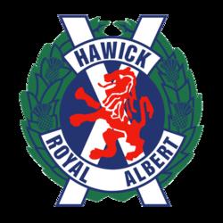 Hawick Royal Albert